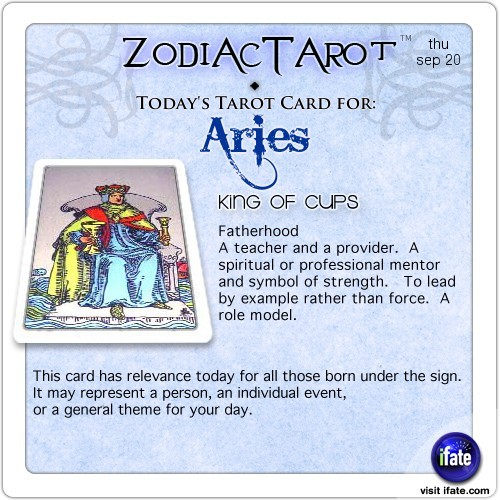 Click on ZodiacTarot for zodiac tarot cards for each sign...and click here for the web's best horoscopes!