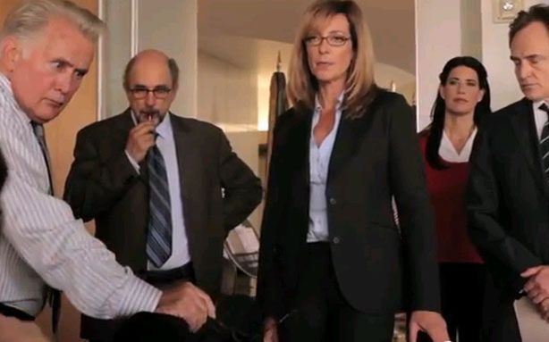 "totheslaughter:  theatlantic:  'West Wing' Reunion Doubles as Campaign Ad for Judicial Candidate  In one the weirdest (and most effective) political ads of the season, nearly the entire cast of The West Wing has reunited to shoot a campaign ad — in character — for a candidate for Michigan's Supreme Court. The whole gang is here — Josh, Toby, President Bartlett, even C.J.'s quiet secretary — walking and talking in that old Aaron Sorkin style to discuss the complicated ""crisis"" of people not voting on non-partisan judicial ballots. Along the way, they manage to work in an endorsement for Bridget Mary McCormack, a University of Michigan law professor who is appearing on the (you guessed it) non-partisan portion of the Michigan ballot.  Read more. [Image: Dashiell Bennett]  Fantastic stuff.  My friend Kate Stayman-London wrote this. No, not the Atlantic Wire piece. She wrote the video."