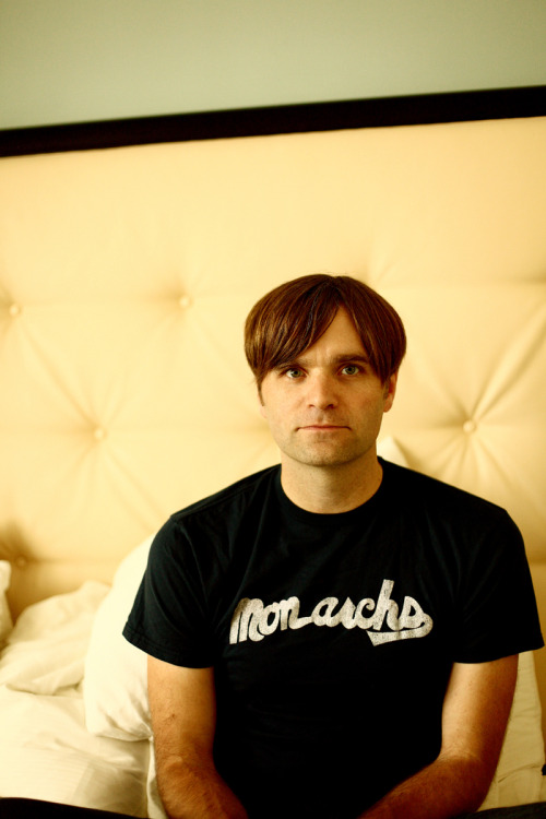 "Check out another new song from Benjamin Gibbard's album FORMER LIVES, ""Bigger Than Love"" feat. Aimee Mann, over at http://www.npr.org/2012/09/19/161004028/fall-music-preview …Pretty sure I've already posted this new photo before, but if not here you go."