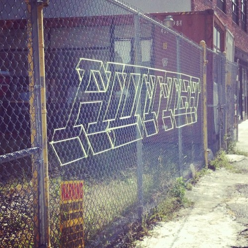 hragv:  A pristine Hot Tea #streetart piece (Taken with Instagram)