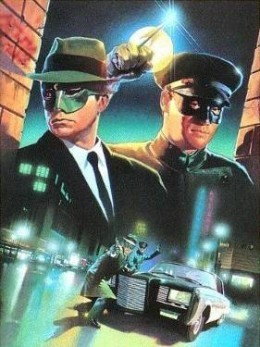 The Green Hornet! Click here for the Green Hornet article I was talking about in the last blog.