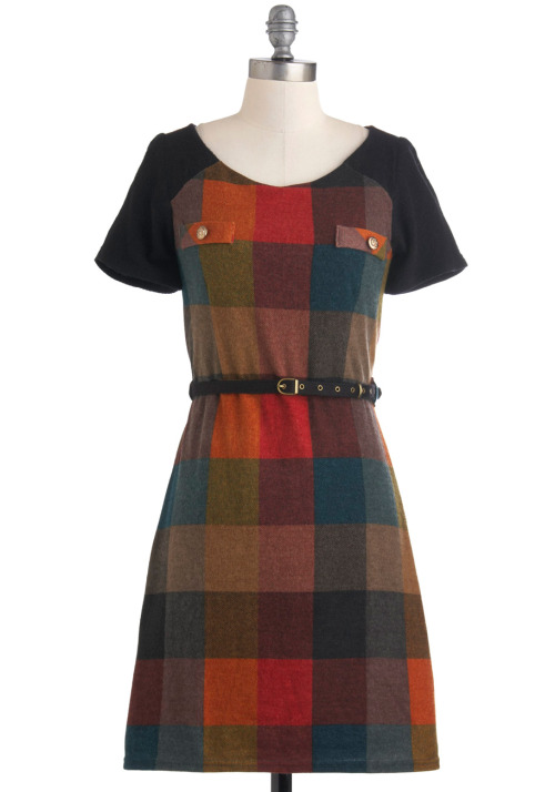 Shop the For the Love of Plaid Dress.