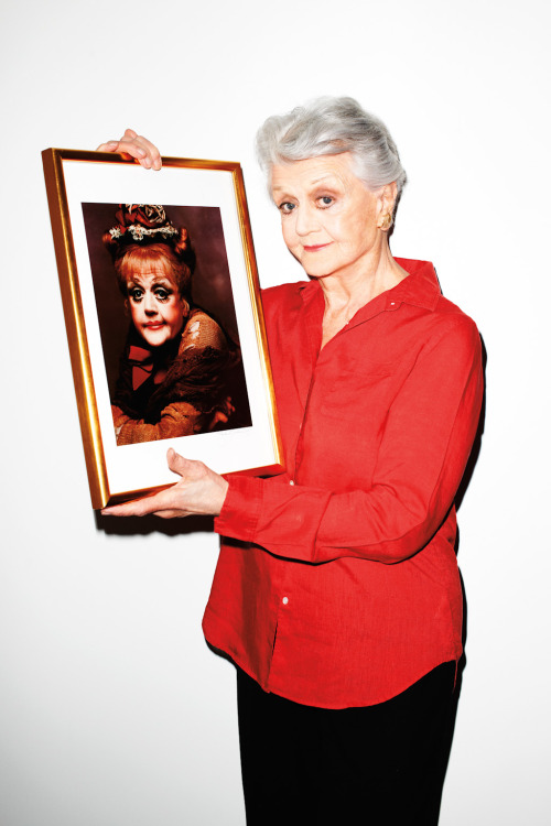 Angela Lansbury at home #6