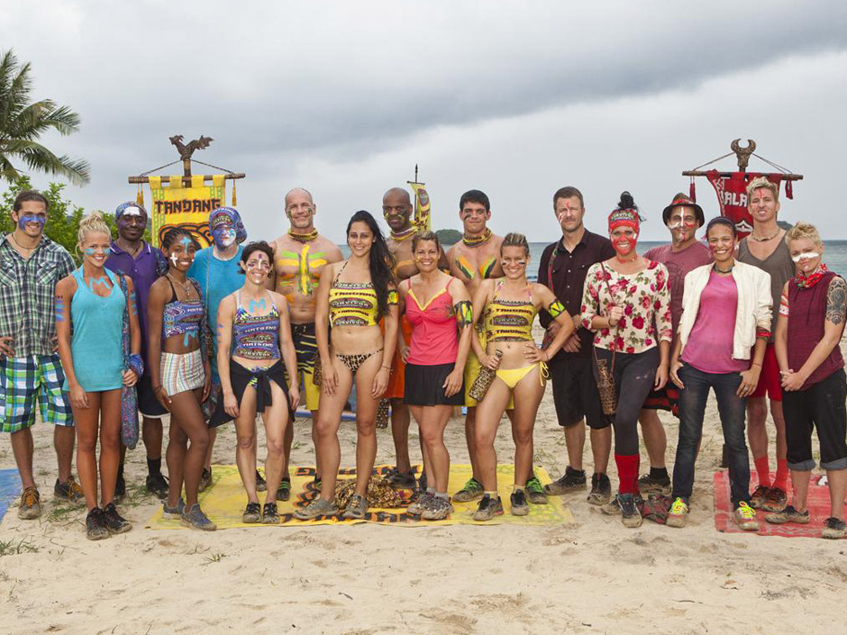 nparts:  Survivor is back! And Maryam Siddiqi is recapping! Click the cast photo above to read her thoughts on the show's Wednesday night premiere!