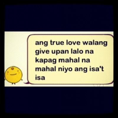 TAMA SI SIMSIMI :)) hehe #simsimi #quotes #tagalog #love  (Taken with Instagram at Station Amsterdam Centraal)