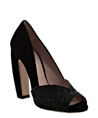 Item of the Daysource If I had one fall wish: Miu Miu Black Suede and Glitter Peep Toe Pumps. Just when I thought…View Postshared via WordPress.com