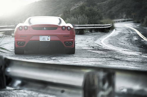 Perfect Ferrari. http://www.dopedomain.co.uk/