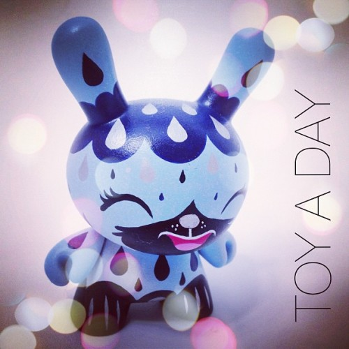 Toy a day  Custom dunny by Squink (Taken with Instagram)