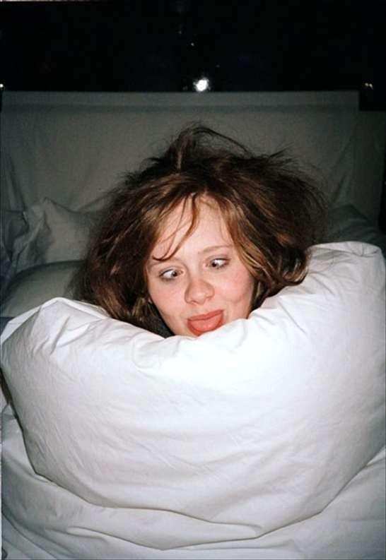 buzzfeed:  This is without a doubt the best photo of Adele on the internet.