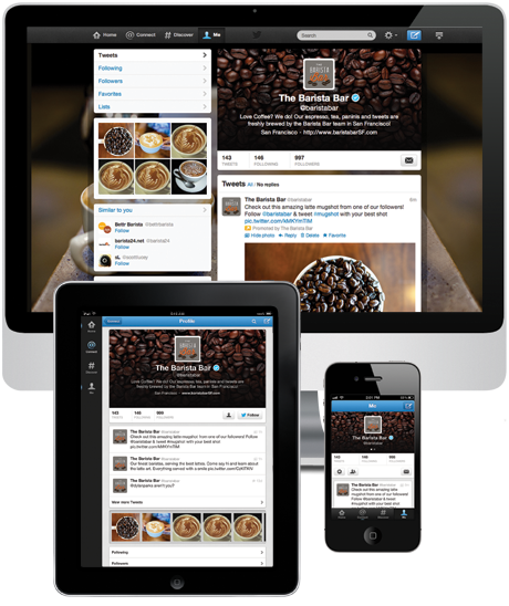 (via Profile pages · Twitter for Business)