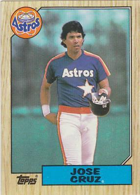 Last week, the Astros announced a luncheon that would include former players, including Cruz and Joe Niekro. Unfortunately, Niekro passed away in 2006. Amazingly enough, this wasn't the only thing the Astros screwed up in the press release, in typical Houston style. I'm starting an honorary hashtag for the 'Stros move to the AL next year — #TheRoadTo120Losses