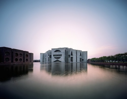 """Louis Kahn: The Power of Architecture Silvia Gugu. Sept 17, 2012 The Franklin D. Roosevelt Four Freedom Park in New York City is finally approaching completion, with the official opening scheduled for October 24. The latest photographs convey the unmistakable mastery of space demonstrated by the architect Louis Kahn, who designed the park right before his sudden death at 73. Kahn's only project in New York City, the park embodies the architect's reverence for President Roosevelt, with whom he shared the desire to enrich the lives of all people. Meanwhile in the Netherlands, Kahn's belief in the social role of architecture is the subject of a new exhibition running September 8, 2012, to January 6, 2013. Suggestively titled ""The Power of Architecture,"" it is staged at the Netherlands Architecture Institute (NAI) in Rotterdam. Read more. The first retrospective of the American master's work since 1969, the exhibition is organized into six major themes, showing the vast diversity of Kahn's projects. Through architectural models, drawings, photographs, plans of 40 of his projects, and information about the influences in his work, alongside videos and publications written on or by him, the curators strive to reveal the stories behind his buildings. Visitors can expect to be surprised by themes that are not usually associated with Kahn's work, including biophysics and engineering, as well as visions for the city of Philadelphia. Sponsored by Swarovski, the show is curated by the NAI, the Vitra Design Museum, and the University of Pennsylvania (Kahn's alma matter). ""A song of praise to the beauty, strength and consolation that good architecture can offer,"" the exhibition reminds the public how important architecture can be for society, in a time when many think the future of the profession should be re-envisioned."" Via: Architizer Photo: Government Building Dhaka, Bangladesh (1962-1986). Image © Raymond Meier"