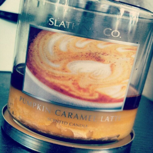 Smells amazing in my room right now… (Taken with Instagram)