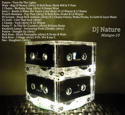 DJ Nature Mixtape 10
