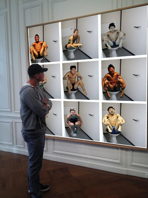 Alex Rodriguez Is An Admirer Of Art And Terrible Photoshops