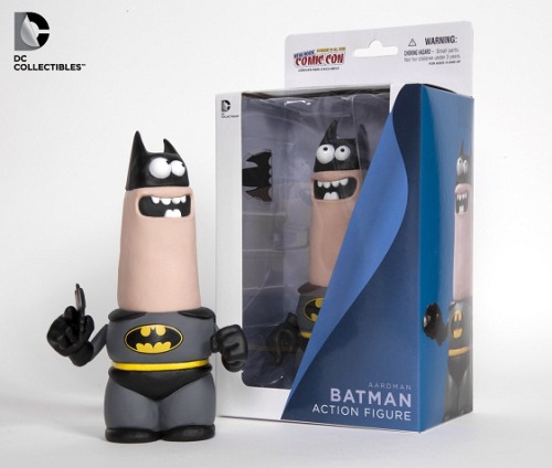 Dun dun dunna dunna dunna, Batman!! (via MTV Geek - Exclusive: DC Collectibles Reveals Their NYCC 2012 Exclusive Action Figures)