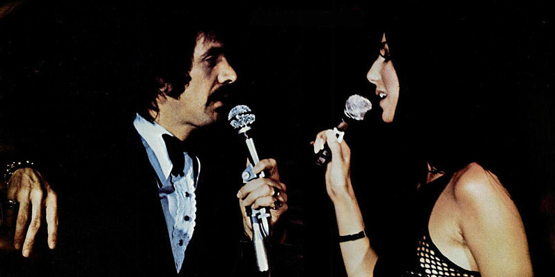 Really feeling Sonny & Cher today…it is throwback Thursday, right? Such a dynamic duo, love this pic! xoRZ