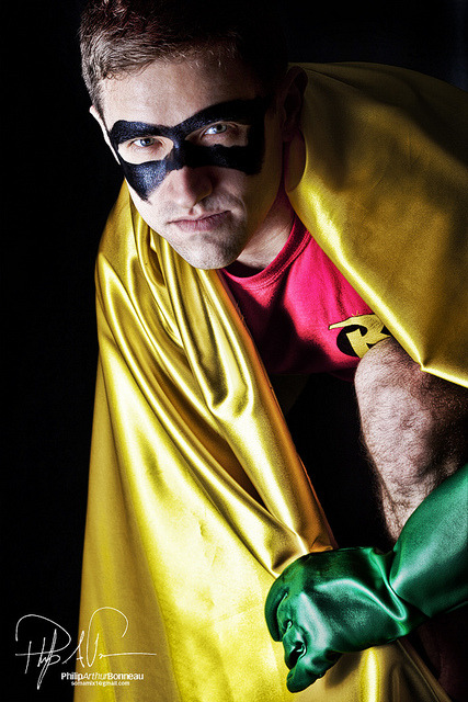 Heroes & Villains: Robin somamix1:  Robin on Flickr.