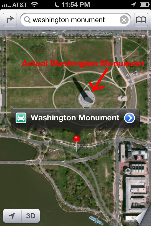 theamazingios6maps:  Close.