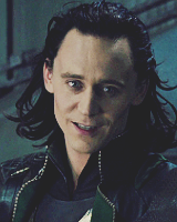 Gorgeous people I like to look at | Loki (pt. 2 - in The Avengers)  *Purrs*  He's beautiful… simply beautiful.