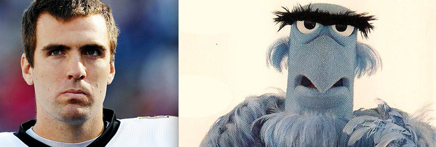 All 32 NFL Quarterbacks & Their Muppet Doppelgangers