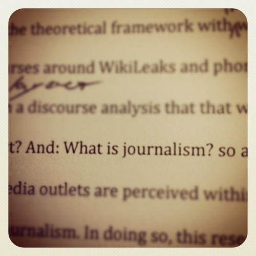 seldridge:  Question of the century … so far … #JChange (Taken with Instagram)