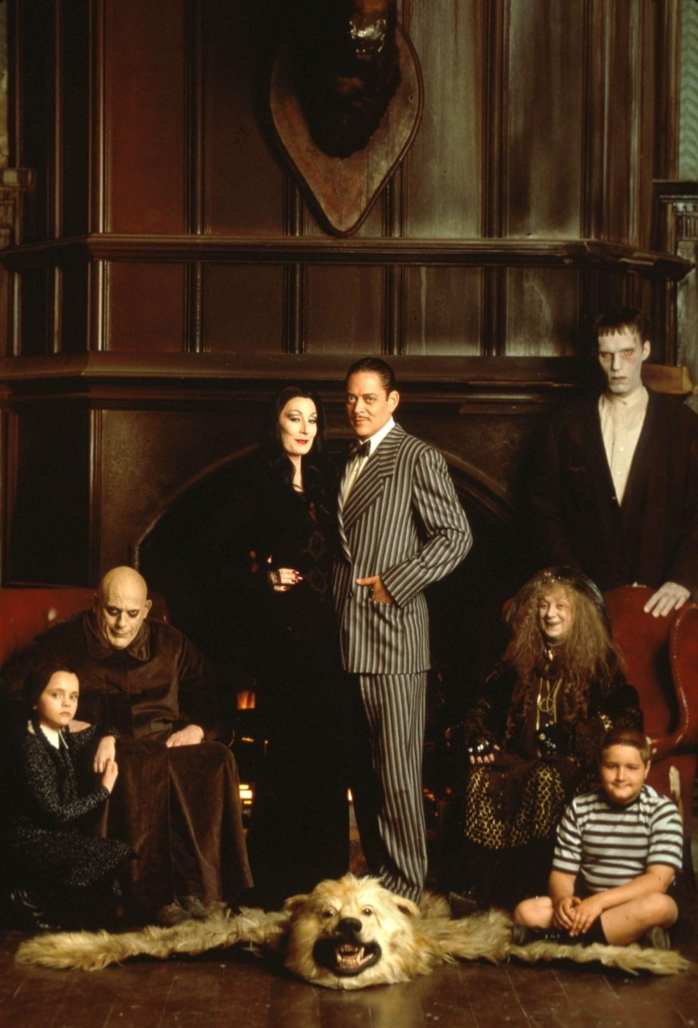 kingdomofdust:  The Addams Family