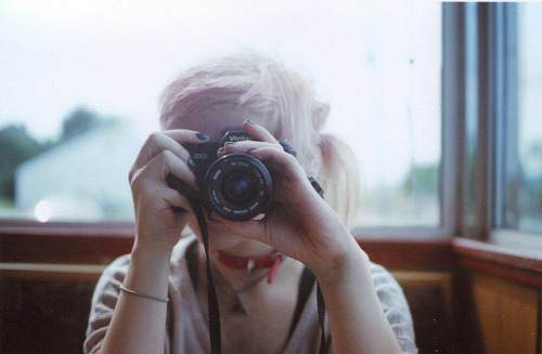 untitled by Emily Savill on Flickr.Via Flickr: Yashica Electro 35 G Walgreens 200 Toshi with my Vivitar V2000.