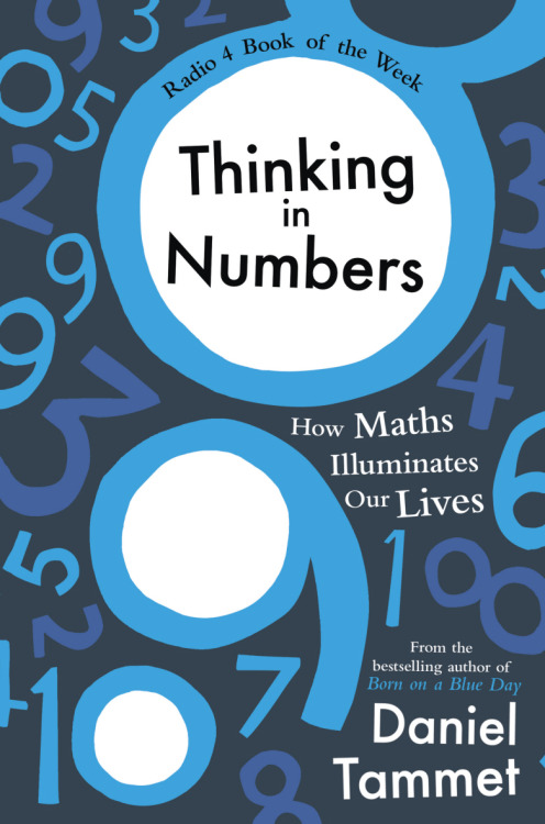 "Daniel Tammet's new book, Thinking in Numbers, recently received a glowing review in The Independent. ""As fluid with words as with numbers, his essays are artfully constructed: intriguing openings to entice us; interesting snippets of history; accessible but unpatronising tones; neat endings,"" the reviewer wrote. ""His relationship with digits is synaesthetic: he ascribes characteristics to them more commonly associated with people."""