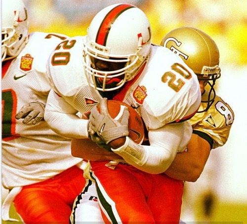 Throwback Thursday - Ed Reed Making PLAYS #BeatGT