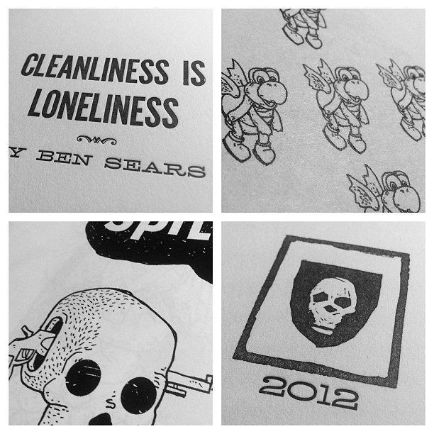 bensears:  I'm giving away this zine. Reblog the photo for a chance to win. If you want to buy one visit bensears.bigcartel.com.