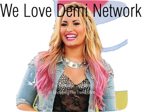livin-fast-f0rward:  INTRODUCING THE WE LOVE DEMI NETWORK! Taylor and I decided to make a network. We hope it becomes a success! YOU WILL GAIN FOLLOWERS! This network is obviously about Demi Lovato, so if you love her like we do, you will be perfect for this group!:) RULES MBF Taylor and me You can be any type of blog. Follower count DOES NOT matter, but if you have 1k+ screenshot it and submit it here or here. You have to be nice to everyone in the group! You have to be an active blog. REBLOG ONLY! NO LIKES! You can reblog it as many times as you want! If you really want to be in this group tell us why here or here, and you will get a better chance of getting in! ( have to message both)  We will be using a random generator to pick people. WHEN YOU GET ACCEPTED, PICK THE SONG YOU WANT TO BE AND TELL TAYLOR OR/AND ME SO YOU WILL BE IN THE NETWORK! YOU CAN BE ANY SONG  FROM ANY ALBUM! We will pick when this gets a good amount of notes or by October 4th. Good luck!:)