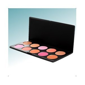 BH Cosmetics 10 Color Blush Palette - Buy It Here