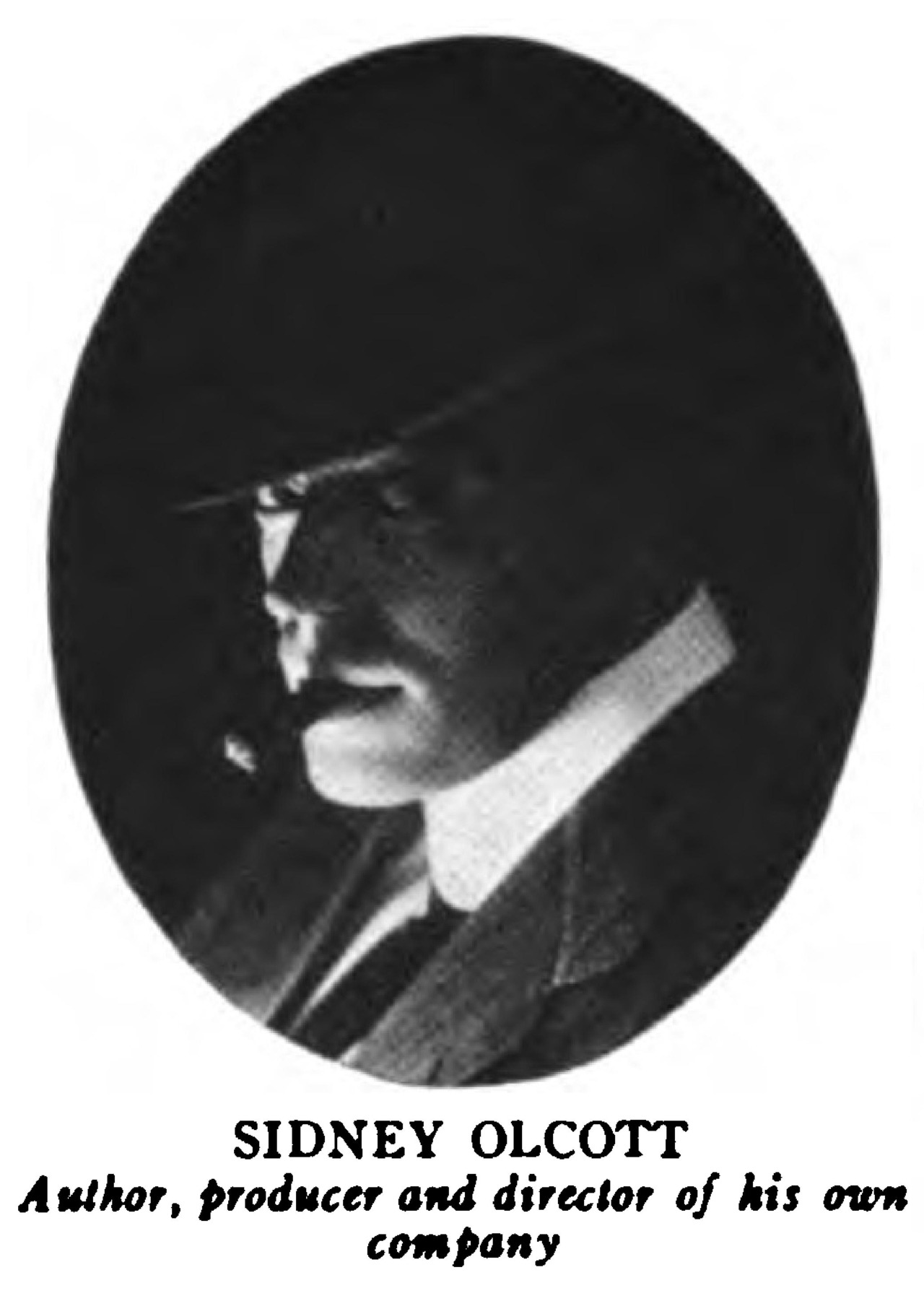 Filmmaker Sidney Olcott, born September 20, 1873.