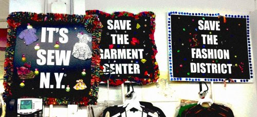 Erica Wolf, Executive Director of Save The Garment Center, explains the importance of sustaining the future of american fashion by supporting the american manufacturing base.