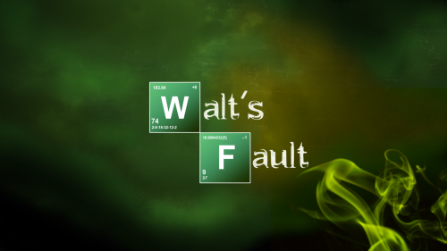 breakingbadamc:  Everything that happens in the show… is Walt's Fault