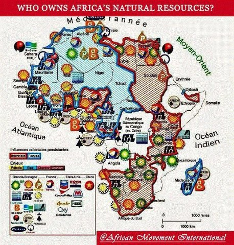 nefermaathotep:  Who owns Africa's Natural Resources?