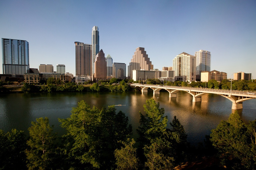 Gone to Texas: Austin's Film Scene Through New York Eyes Formerly our man in NYC, film writer Jonathan Poritsky is now our man in Austin, Texas. This is the story of how and why.