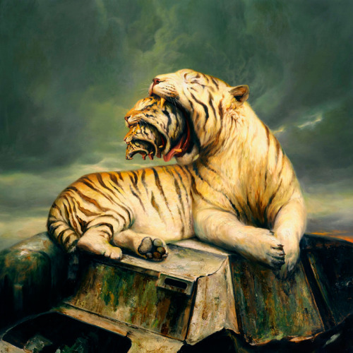 Golod by Martin Wittfooth | ᔥ Urhajos