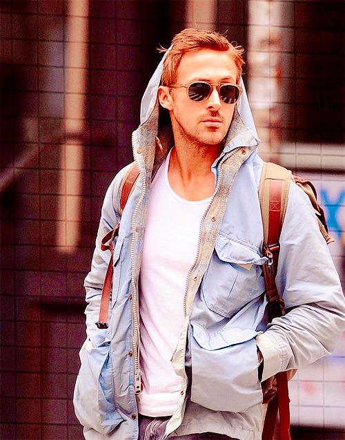 09/200 || [photographic proof of perfection] Ryan Gosling.