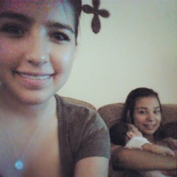 @clarissahdz love you big sister :) (Taken with Instagram)