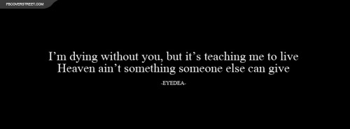 Eyedea Paradise Lyrics Facebook Cover