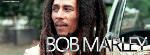 Bob Marley Photo Facebook Cover
