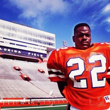 thedailyhandoff:  Emmitt Smith at Florida