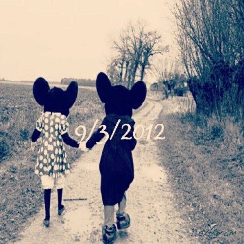 9/3/2012 @iamfranksinger & @3live_minnie  ♥ (Taken with Instagram)