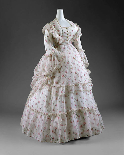 Dress 1872 The Metropolitan Museum of Art