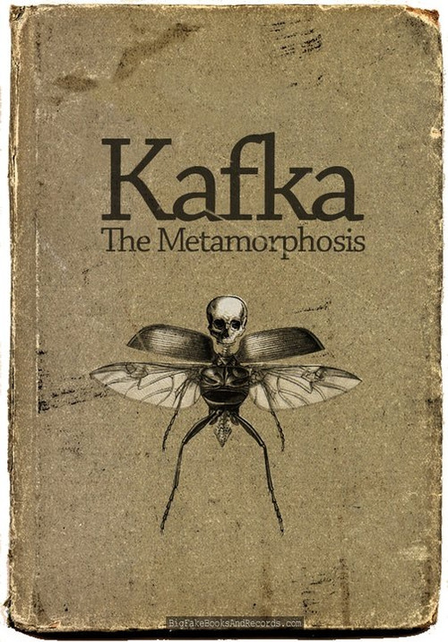 The Metamorphosis - Kafka.