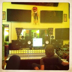 9/15/2012 @ Jackpot! Recording Studio with Little Beirut