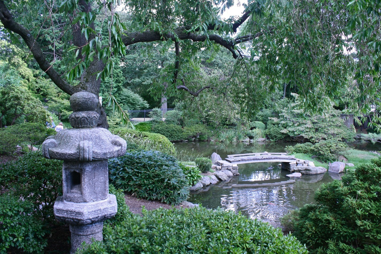 The Shofuso Japanese House And Garden In Philadelphia Is A Serene Little Spot In Fairmount Park