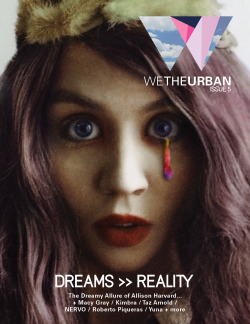 "wetheurban:  WETHEURBAN MAGAZINE ISSUE 5 GIVEAWAY You asked for it! Here's your last chance to win a free copy of WeTheUrban Issue 5 covered by the lovely Allison Harvard. HOW TO ENTER: - Reblog this post - ""Like"" WeTheUrban on Facebook Simple as that! You must do both to enter (yes, we will check). Giveaway ends tomorrow, 9/21! Good luck!"